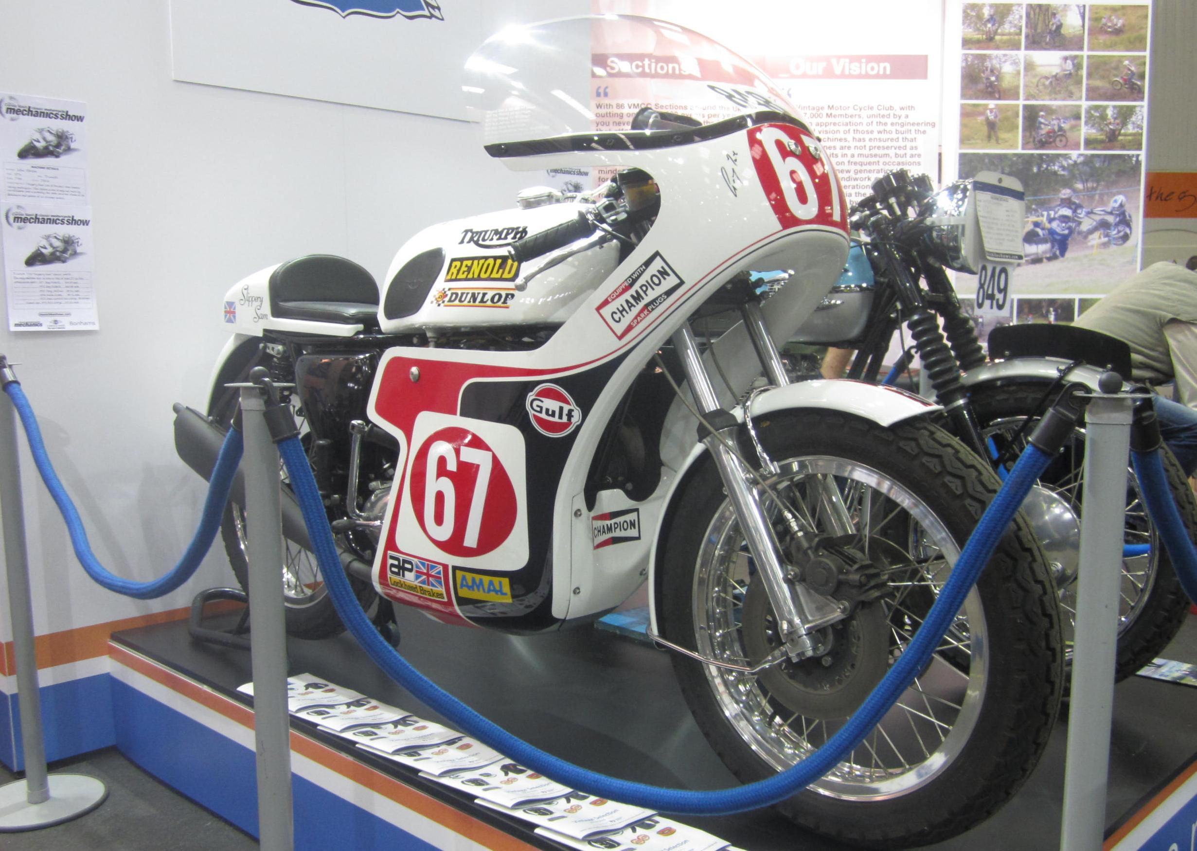 Rob North Triples – John\'s Motorcycle News