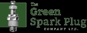 GREEN SPARK PLUG (Transp) LOGO