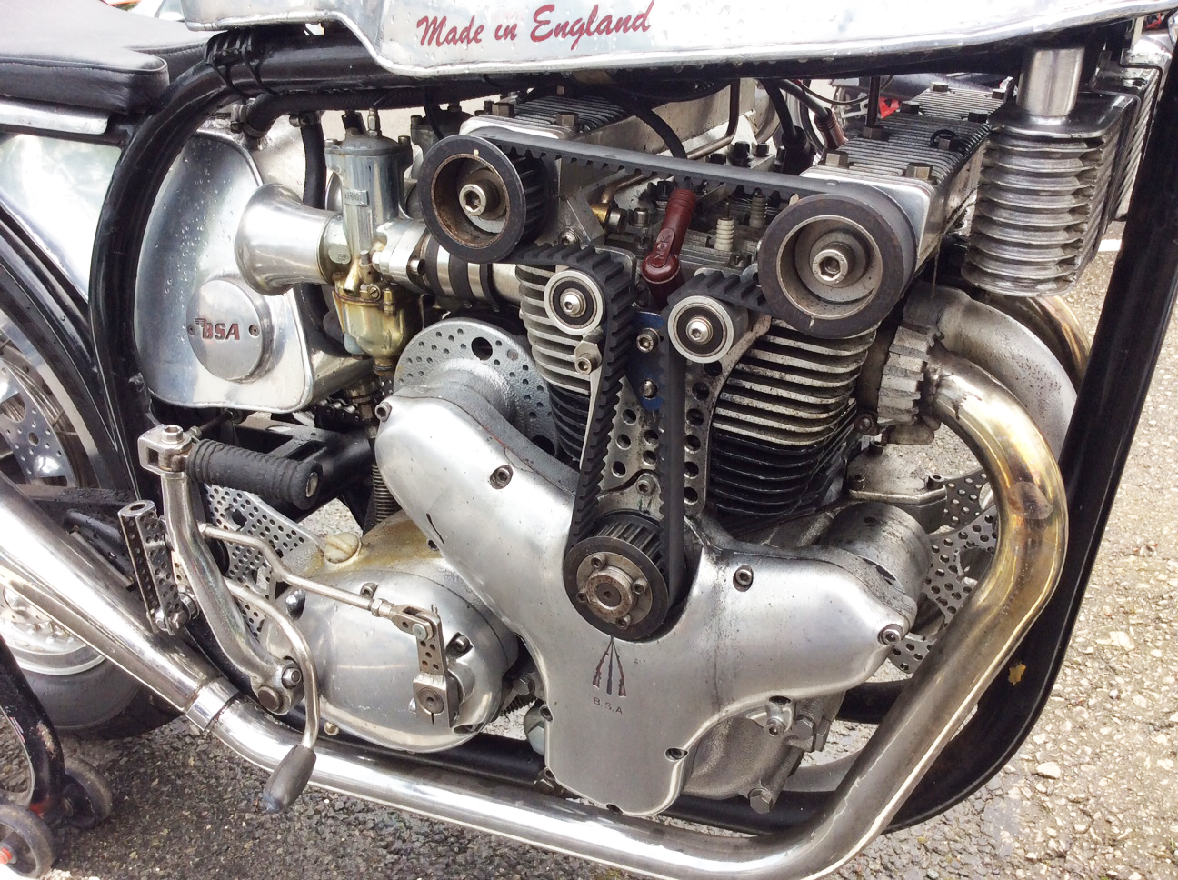 George Pooleys Hand Built Specials Johns Motorcycle News