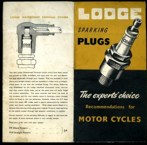 Spark Plugs – the Engine Igniter – John's Motorcycle News