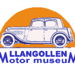 The Llangollen Motor Museum (Denbighshire, North East Wales)